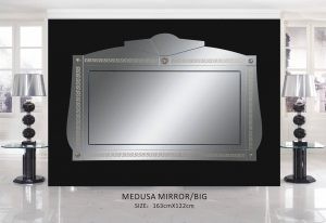 Medusa big mirror